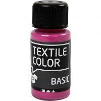 Textile Color, pink, 50 ml/ 1 fl.