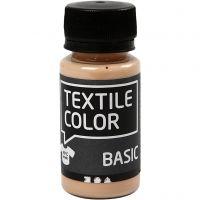 Textile Color, lys pudder, 50 ml/ 1 fl.