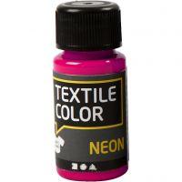 Textile Color, neon pink, 50 ml/ 1 fl.