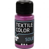 Textile Solid, dækkende, fuchsia, 50 ml/ 1 fl.