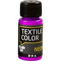 Textile Color, neon lilla, 50 ml/ 1 fl.