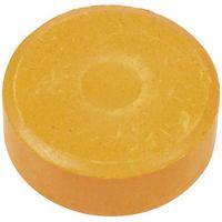 Vandfarve, H: 19 mm, diam. 57 mm, orange, 6 stk./ 1 pk.