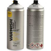 Spraylak, mat, 400 ml/ 1 ds.