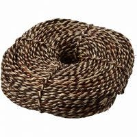 Søgræssnor, tykkelse 3,5-4 mm, brun, 500 g/ 1 bdt.
