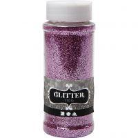 Glitter, pink, 110 g/ 1 ds.