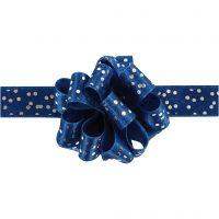 Susifixbånd , B: 18 mm, blå, 5 m/ 1 rl.