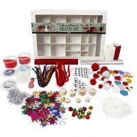 Kreativ kasse, Magisk jul, 1 sæt