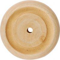 Hjul, diam. 42x11 mm, 40 stk./ 1 pk.