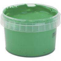 PRIMO fingermaling, grøn, 250 ml/ 1 fl.