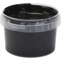 PRIMO fingermaling, sort, 250 ml/ 1 fl.