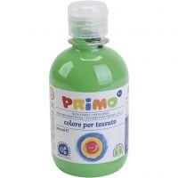 Tekstilmaling, grøn, 300 ml/ 1 fl.
