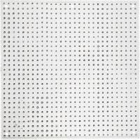 Perleplade, stor kvadrat, str. 14,5x14,5 cm, 10 stk./ 1 pk.