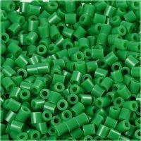 PhotoPearls, str. 5x5 mm, hulstr. 2,5 mm, grøn (16), 6000 stk./ 1 pk.
