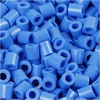 PhotoPearls, str. 5x5 mm, hulstr. 2,5 mm, blå (17), 1100 stk./ 1 pk.