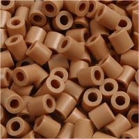 PhotoPearls, str. 5x5 mm, hulstr. 2,5 mm, lys brun (20), 1100 stk./ 1 pk.