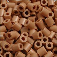 PhotoPearls, str. 5x5 mm, hulstr. 2,5 mm, lys brun (20), 6000 stk./ 1 pk.