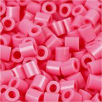 PhotoPearls, str. 5x5 mm, hulstr. 2,5 mm, gl. rosa (25), 1100 stk./ 1 pk.