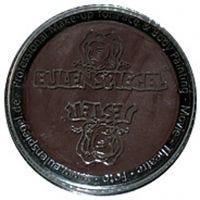 Eulenspiegel Ansigtsmaling, mørk brun, 20 ml/ 1 pk.