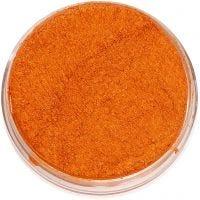 Eulenspiegel Ansigtsmaling, pearlised orange, 3,5 ml/ 1 pk.