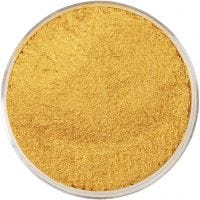 Eulenspiegel Ansigtsmaling, pearlised gold, 3,5 ml/ 1 pk.