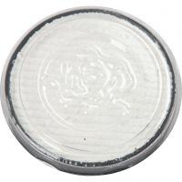 Eulenspiegel Ansigtsmaling, hvid, 3,5 ml/ 1 pk.