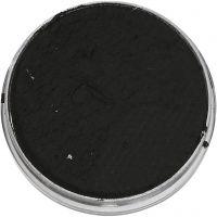 Eulenspiegel Ansigtsmaling, sort, 3,5 ml/ 1 pk.