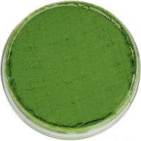 Eulenspiegel Ansigtsmaling, smaragdgrøn, 3,5 ml/ 1 pk.