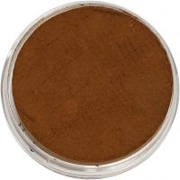 Eulenspiegel Ansigtsmaling, brun, 3,5 ml/ 1 pk.