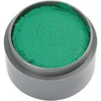 Grimas Ansigtsmaling, grøn, 15 ml/ 1 ds.