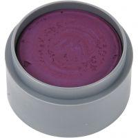 Grimas Ansigtsmaling, mørk lilla, 15 ml/ 1 ds.
