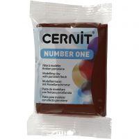 Cernit, brown (800), 56 g/ 1 pk.