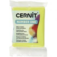 Cernit, lime green (601), 56 g/ 1 pk.
