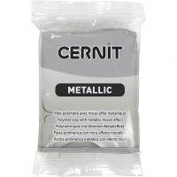 Cernit, sølv (080), 56 g/ 1 pk.