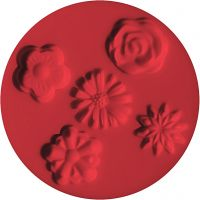 FIMO® forme, blomster, diam. 7 cm, 1 stk.