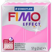 FIMO® Effect, neon pink, 57 g/ 1 pk.