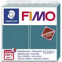 FIMO® Leather Effect , lagoon (369), 57 g/ 1 pk.