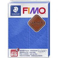 FIMO® Leather Effect , indigo (309), 57 g/ 1 pk.