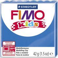 FIMO® Kids ler, blå, 42 g/ 1 pk.