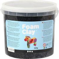 Foam Clay®, sort, 560 g/ 1 spand