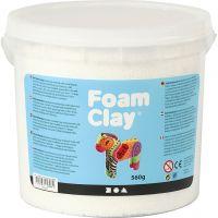Foam Clay®, hvid, 560 g/ 1 spand