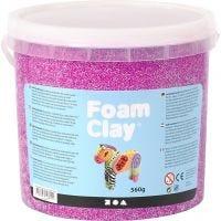 Foam Clay®, lilla neon, 560 g/ 1 spand
