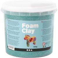 Foam Clay®, mørk grøn, 560 g/ 1 spand
