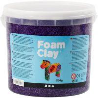 Foam Clay®, lilla, 560 g/ 1 spand