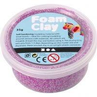 Foam Clay®, lilla neon, 35 g/ 1 ds.
