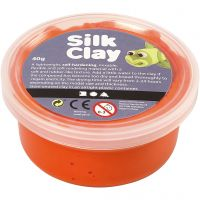 Silk Clay®, orange, 40 g/ 1 ds.