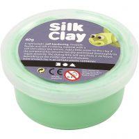 Silk Clay®, lys grøn, 40 g/ 1 ds.