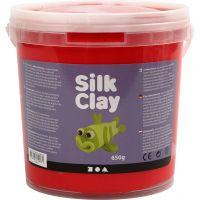 Silk Clay®, rød, 650 g/ 1 spand