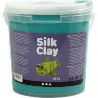 Silk Clay®, grøn, 650 g/ 1 spand