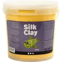 Silk Clay®, gul, 650 g/ 1 spand