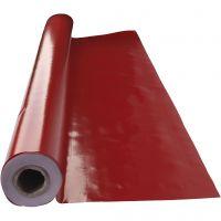 Voksdug, B: 140 cm, rød, 20 m/ 1 rl.